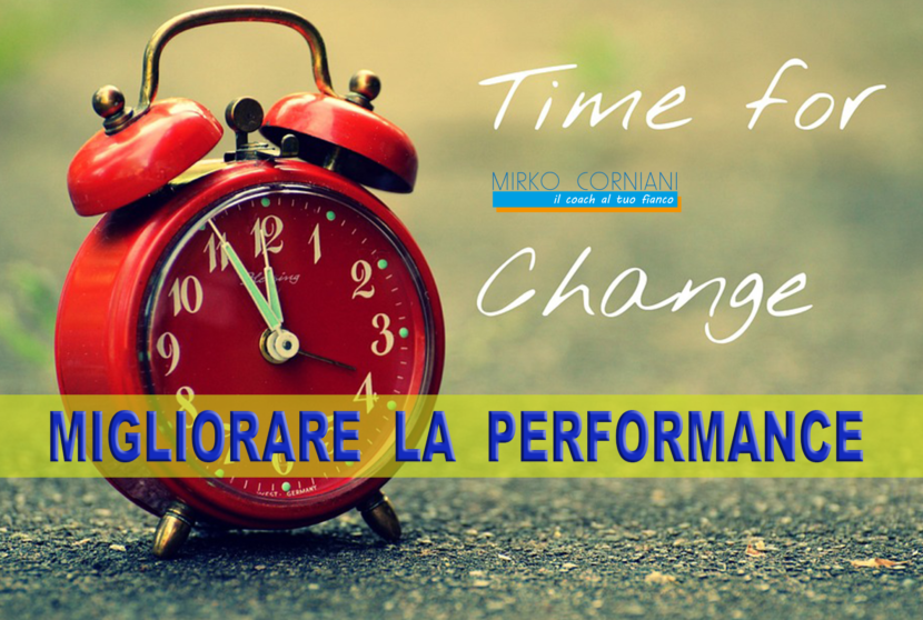 Mirko Corniani_migliorare la performance