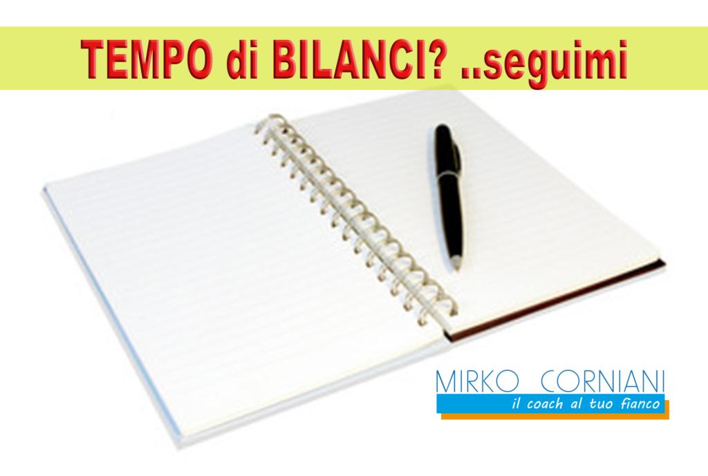 Mirko Corniani Coach - Tempo di Bilanci?... seguimi