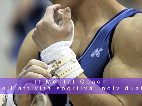 Il Mental Coach Nell'attività sportiva individuale
